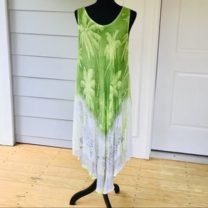 PAMS COLLECTION Beach Coverup